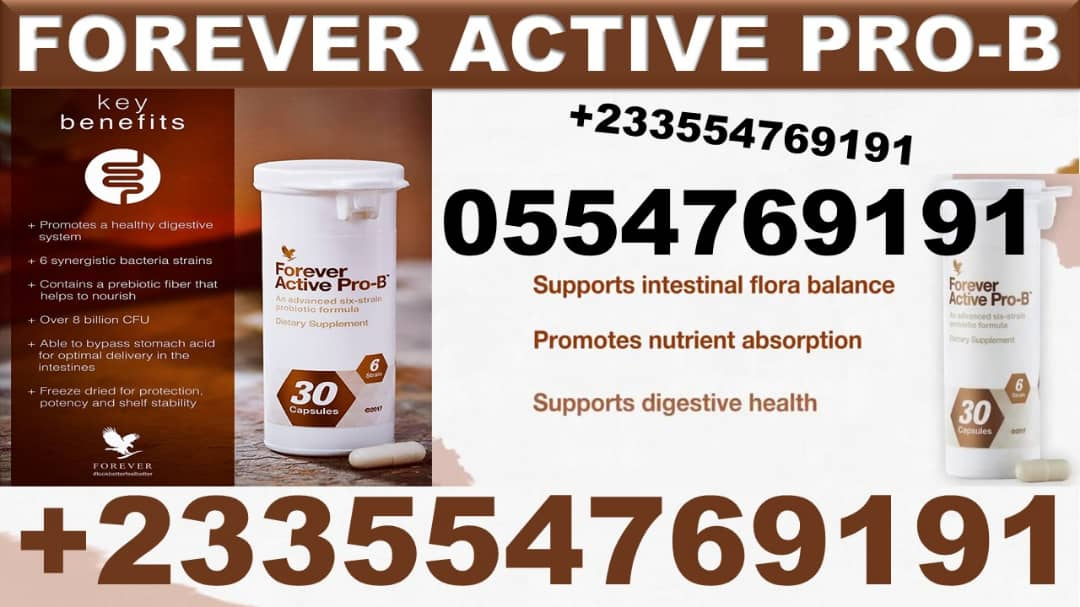 FOREVER ACTIVE PRO B | HEALTH BENEFITS OF FOREVER ACTIVE PRO B
