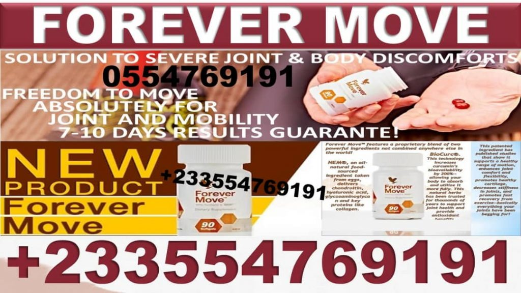Forever Move For Healthy Joint And Muscles