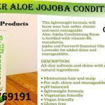 Forever Aloe Jojoba Conditioning