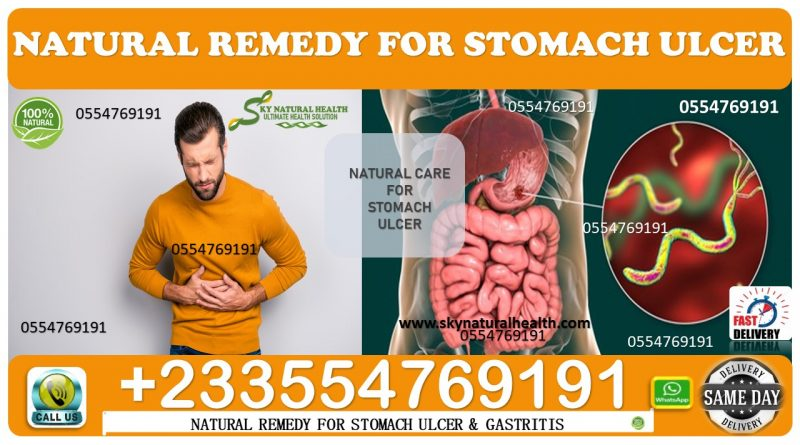 Natural Treatment For Stomach Ulcer in Ghana
