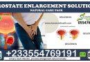 Prostate Enlargement Solution in Ghana