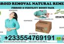 Fibroid Removal Pack | Fibro-Fit Pack