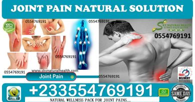 Natural Treatment For Joint & Body Pains
