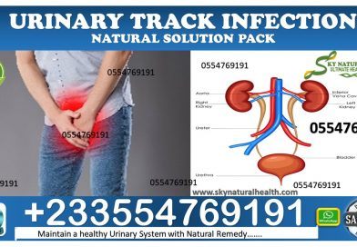 Urinary Track Infection Natural Remedy (UTI)